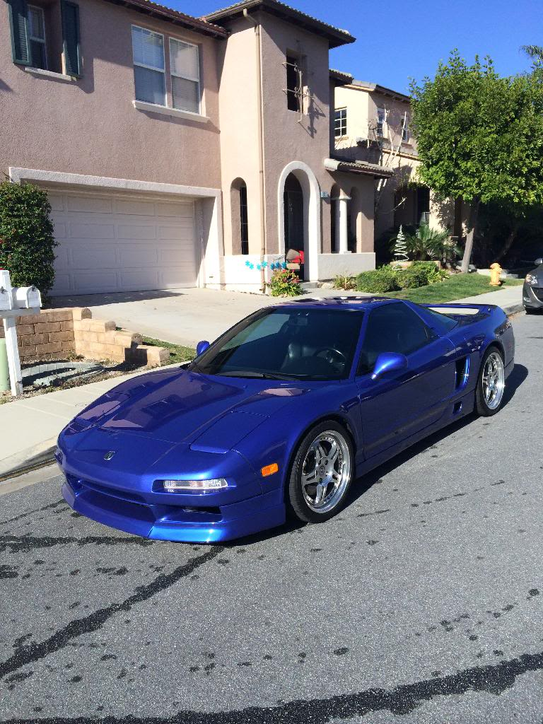 The NSX